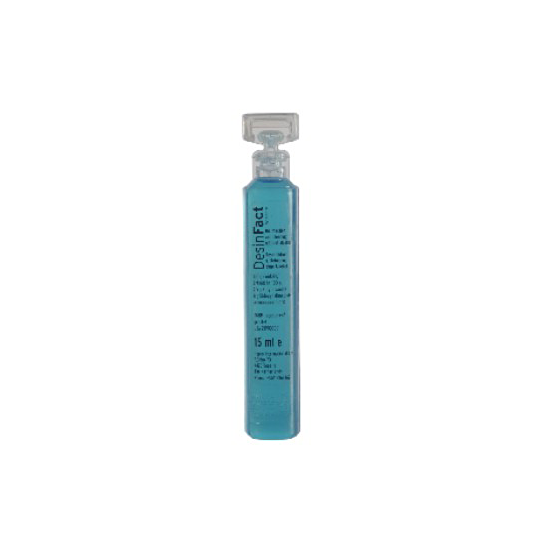 Dezinfekce DesinFact 15ml (koncentrát na 1l) - dezinfekce pro solária