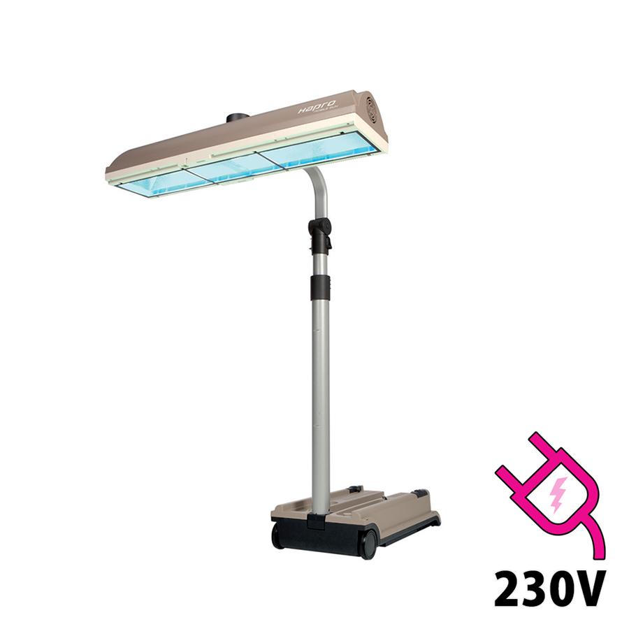 Domácí solárium Hapro Mobile Sun HP 8540