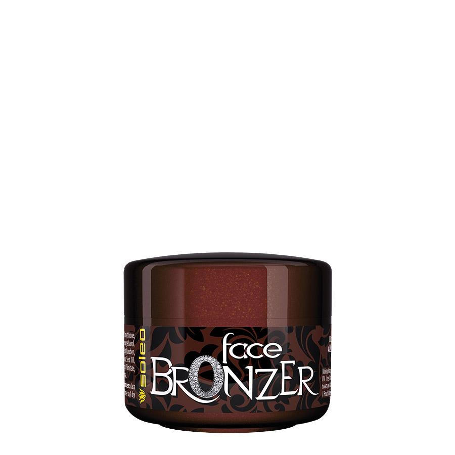 Soleo - Bronze Satisfaction - Face Bronzer, 15ml - obličejový krém do solária