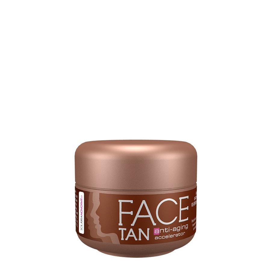 Face Tan, 15ml - obličejový krém do solária