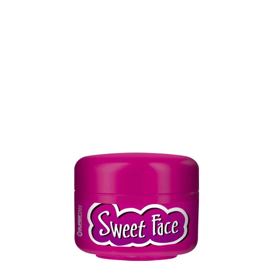 SuperTan - Super Sensations - Sweet Face, 15ml - obličejový krém do solária