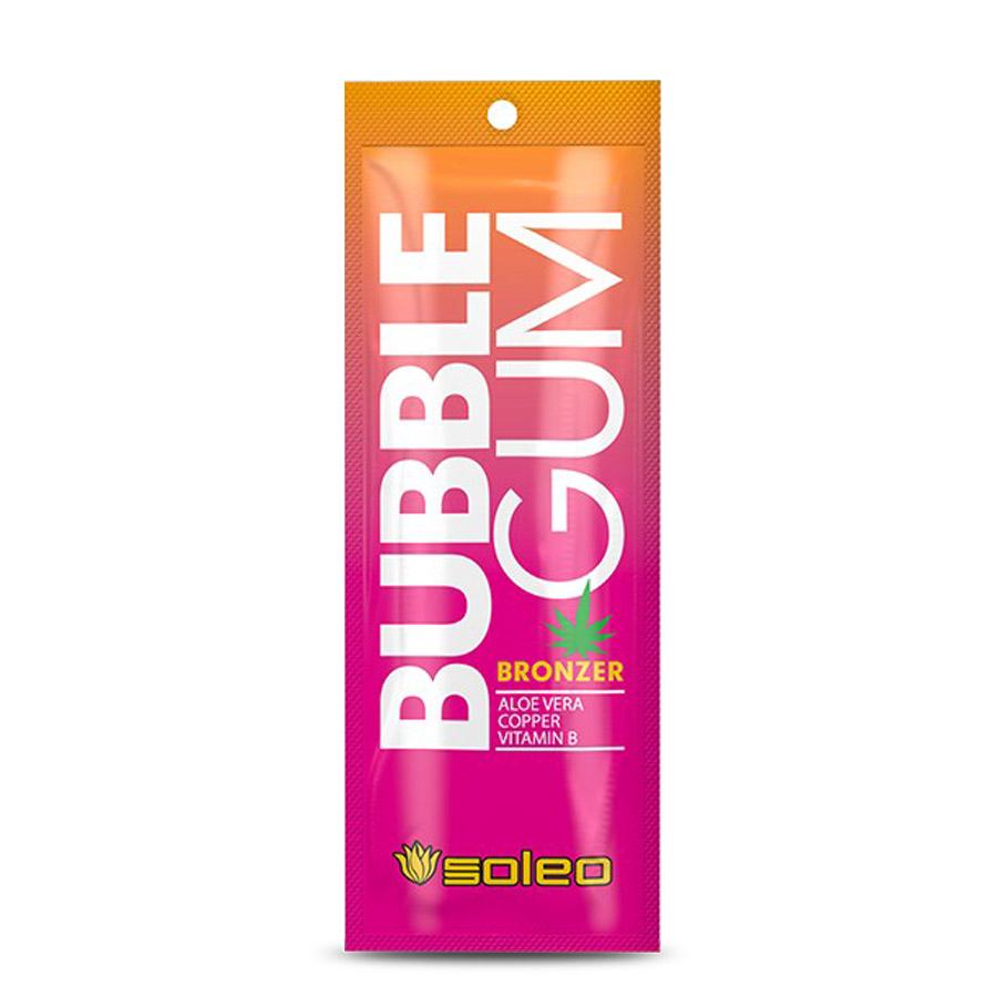 Soleo - Basic Line - Bubble Gum, 15ml - jednorázový krém do solária