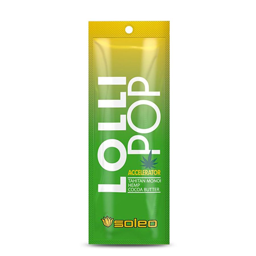 Soleo - Basic Line - Lolli Pop, 15ml - jednorázový krém do solária