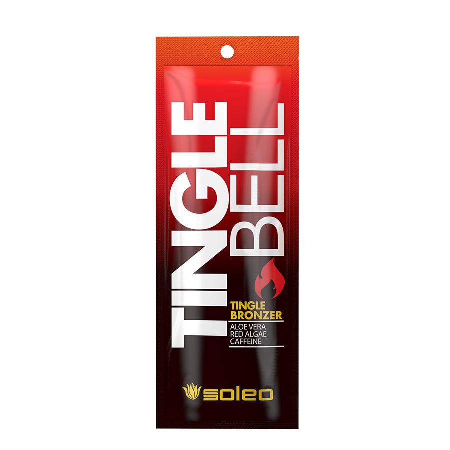 Soleo - Basic Line - Tingle Bell, 15ml - jednorázový krém do solária