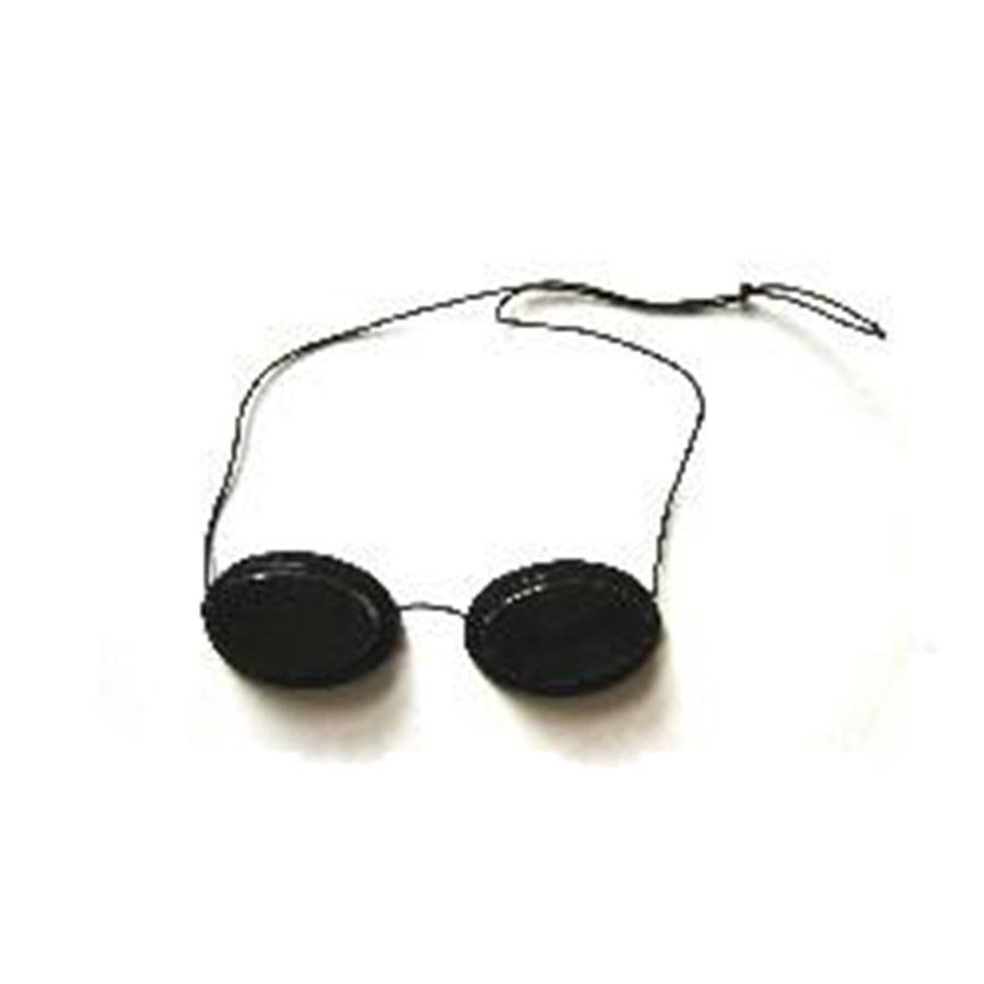 Ochranné brýle do solária s gumičkou Hapro