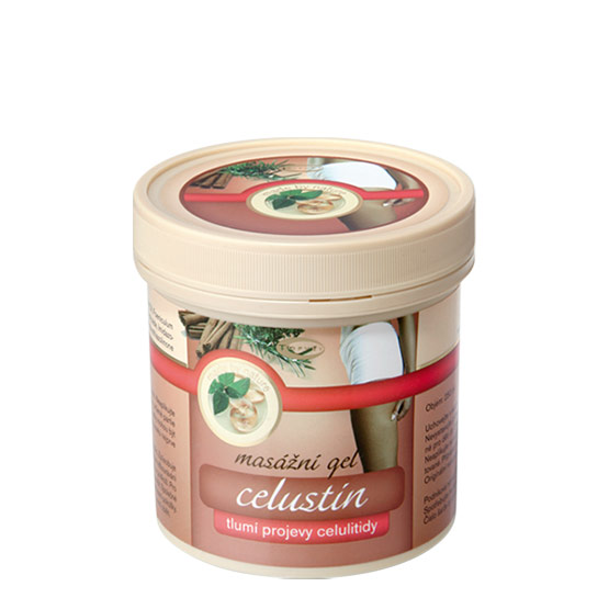 Topvet - Celustin masážní gel, 250ml