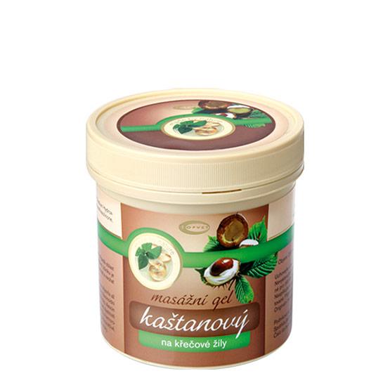 Topvet - Kaštanový masážní gel, 250ml
