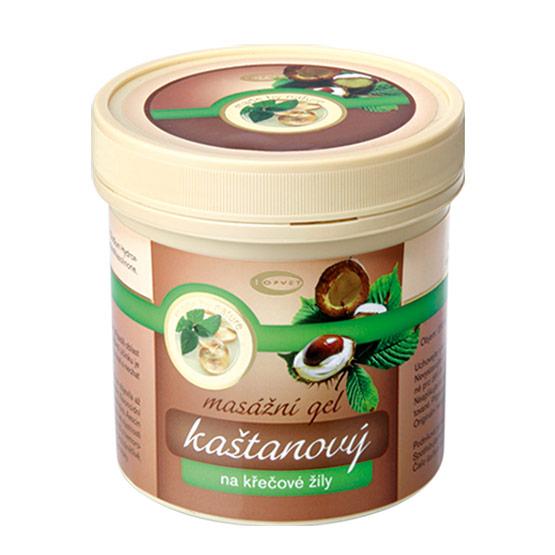 Topvet - Kaštanový masážní gel, 500ml