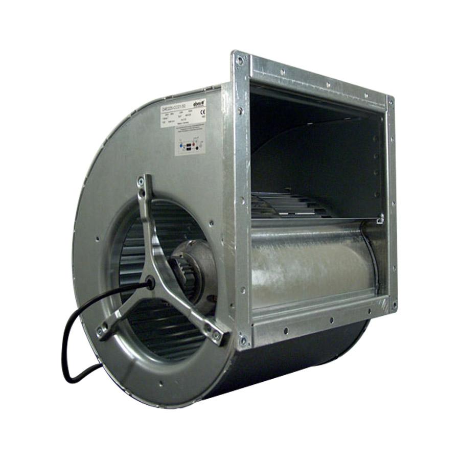 Radiální ventilátor D2E 225 pro solárium Luxura 620, 630, 720, 730, X10