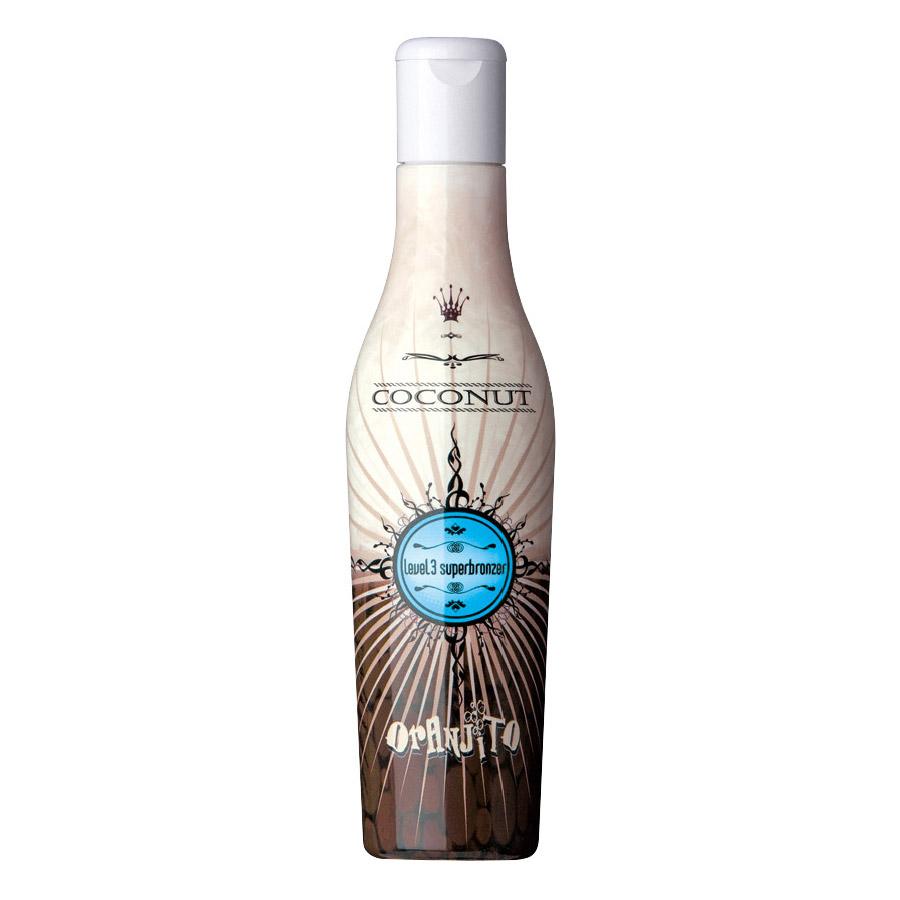 Oranjito - Coconut, 200ml láhev - solární kosmetika