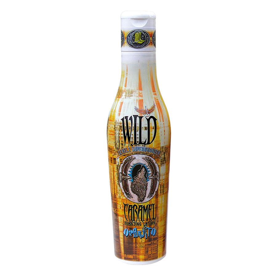 Oranjito - Wild caramel, 200ml láhev - solární kosmetika
