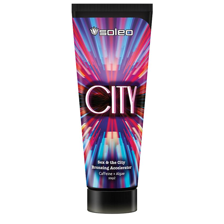 Soleo - City, 200ml - solární kosmetika