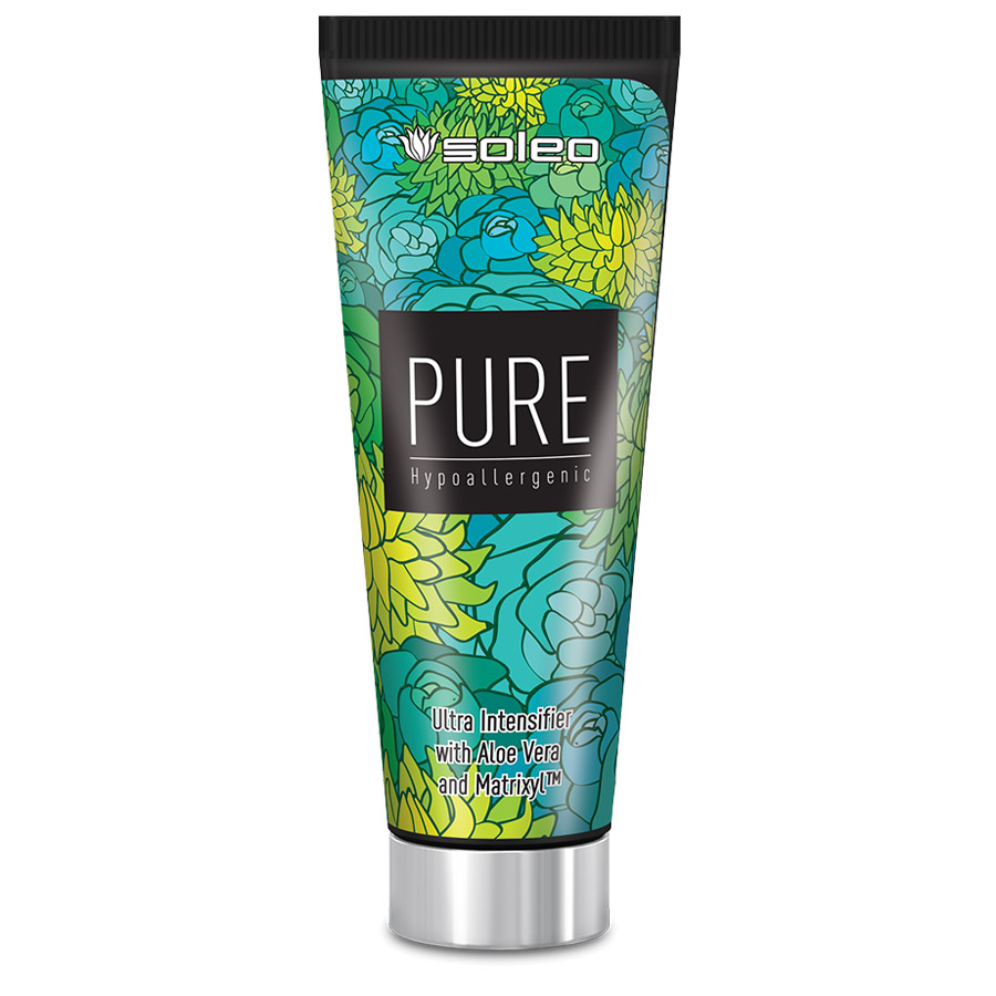 Soleo - Pure, 200ml - solární kosmetika
