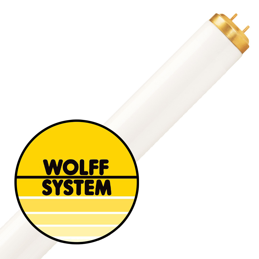 Wolff System Solarium Super Plus 100W, 1,76m, 800h, 730112, trubice do solária bez reflek.