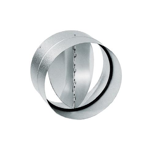 Zpětná klapka do potrubí o průměru 150mm